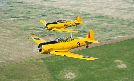 Yellow Thunder Harvard Formation Team