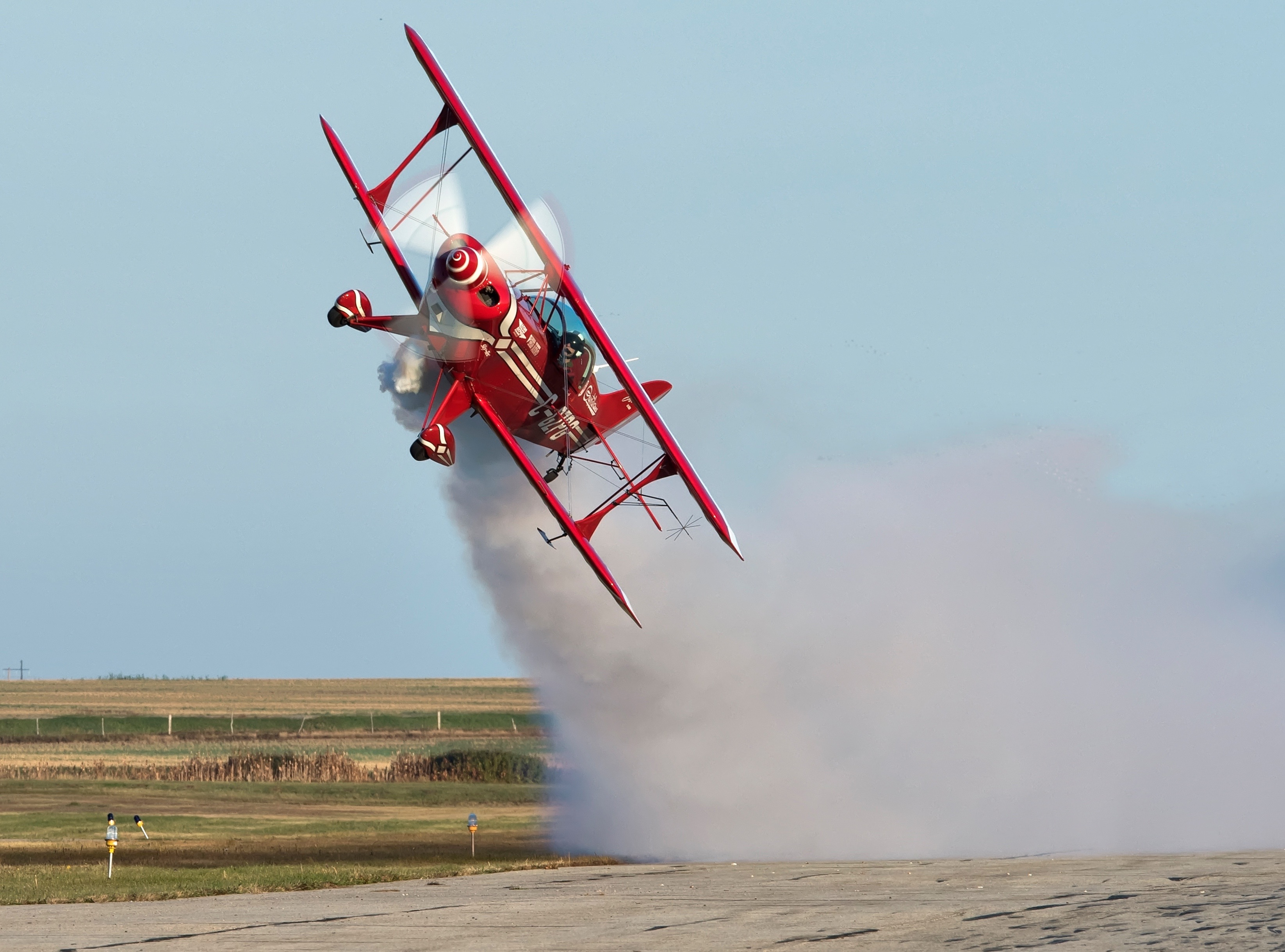 Brent Handy Aerobatics