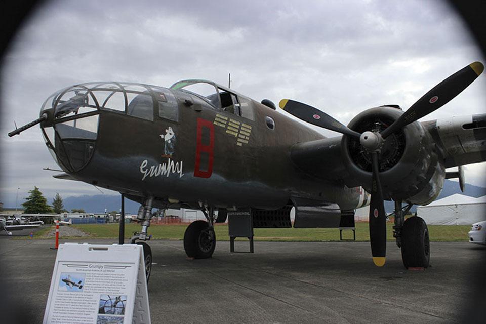 B-25 (Grumpy)