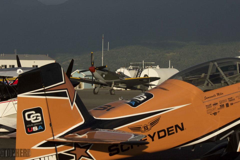 Spitfire & MX 2 2013