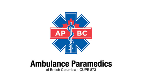 Ambulance Paramedics of British Columbia - CUPE 873