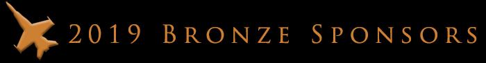 2019 Bronze Sponsors
